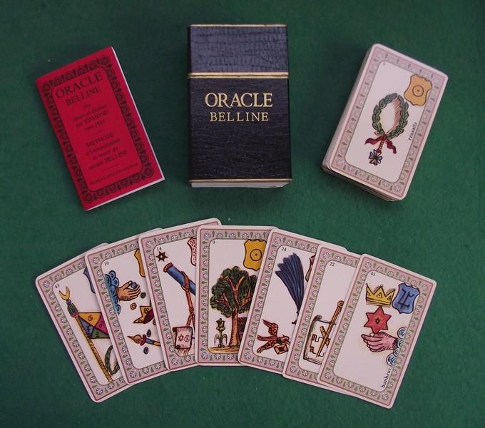Oracle Belline dans Jeux de Cartomancie ob